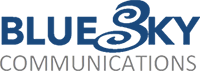 BlueSky Communications Logo